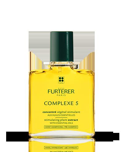 Complexe 5 Stimulující rostlinný extrakt Complexe 5 | René Furterer