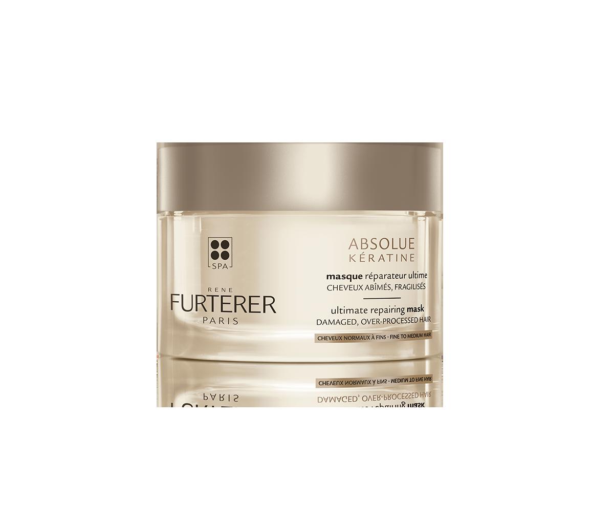 ABSOLUE KERATINE - Pečující regenerační maska- Pro poškozené vlasy