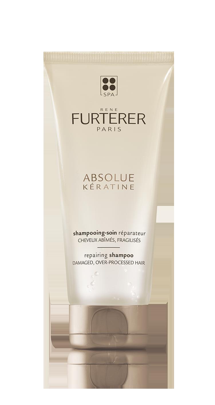 ABSOLUE KERATINE - Pečující šampon - Pro poškozené vlasy