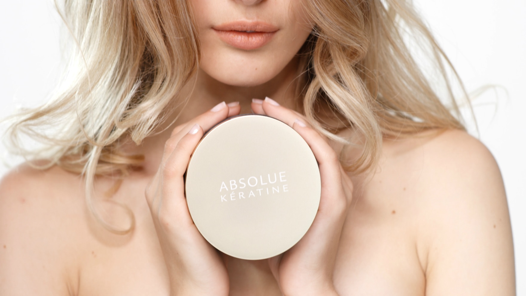 Absolue Keratine Application mask