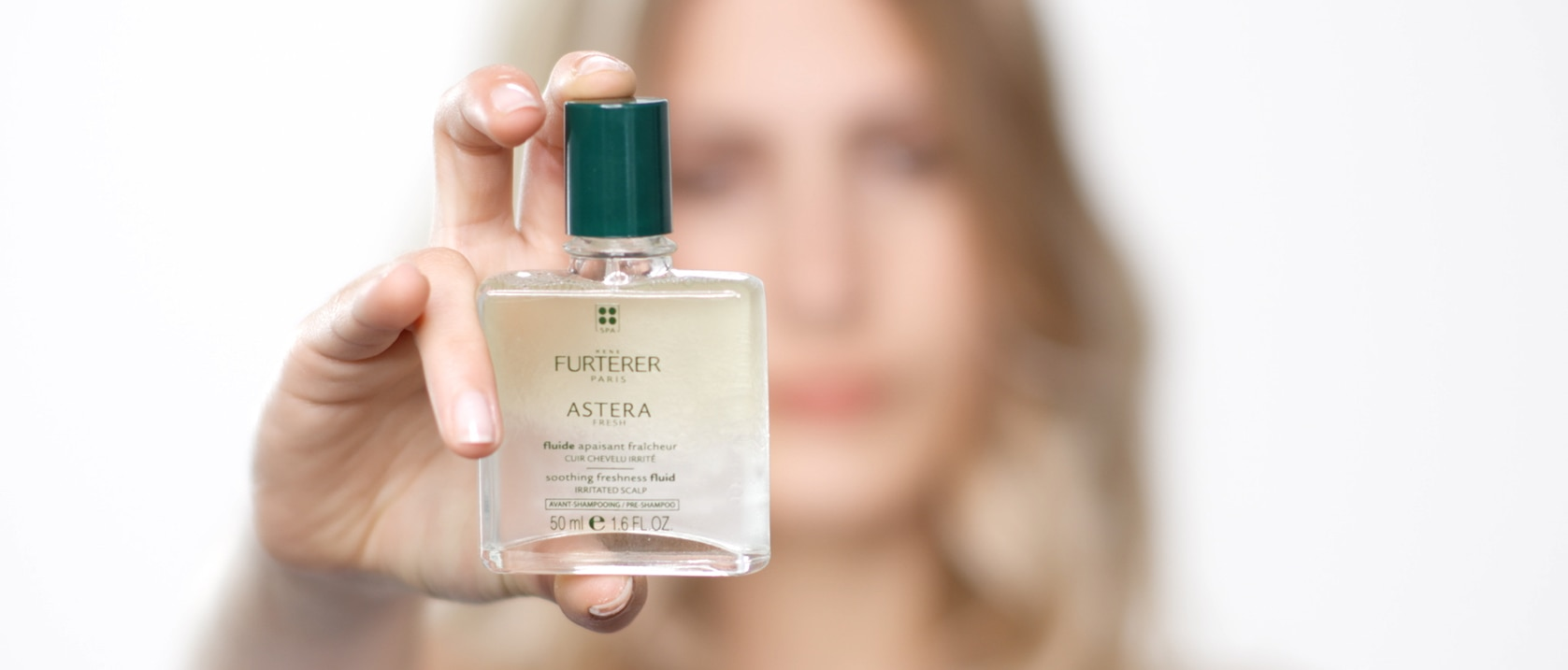 René Furterer   Astera Fresh fluido lenitivo effetto freschezza