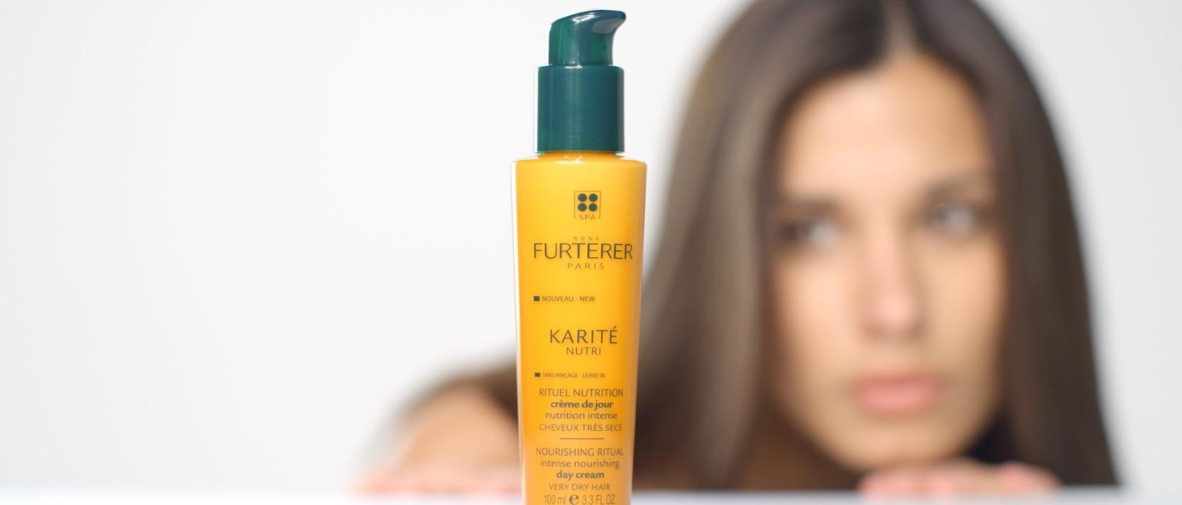 René Furterer | Karitè Nutri crema giorno nutrizione intensa