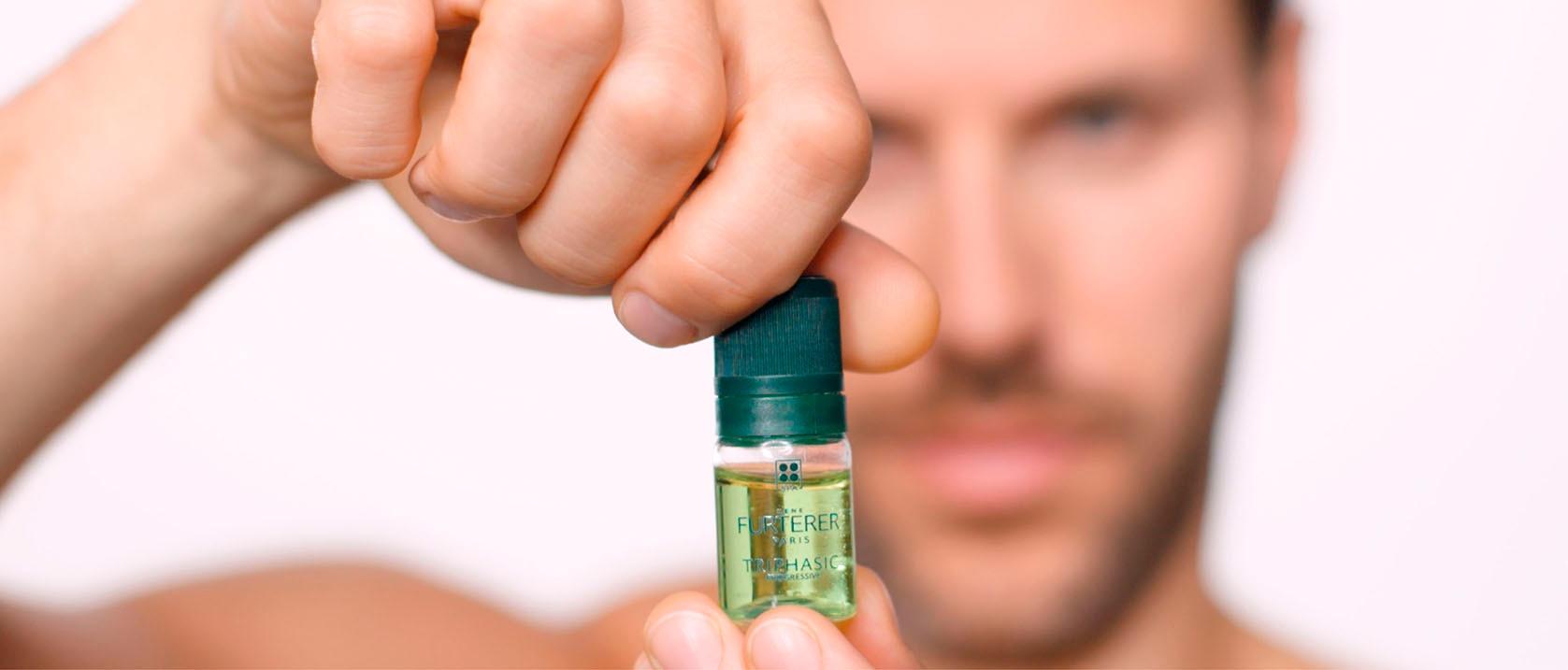 TRIPHASIC - Shampoo stimolante agli olii essenziali | René Furterer