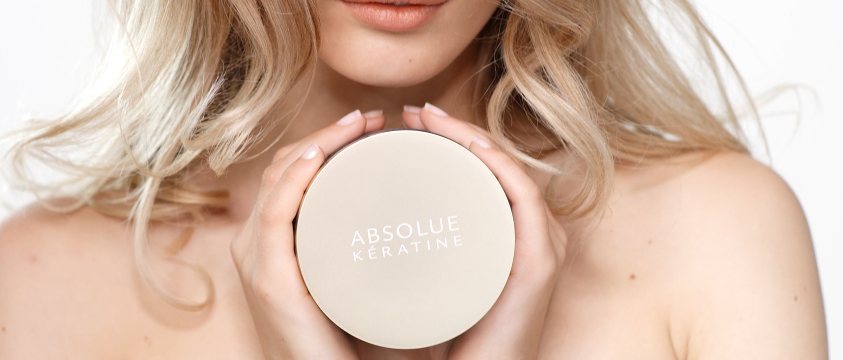 ABSOLUE KERATINE Ultimate renewal mask pot application video  | René Furterer