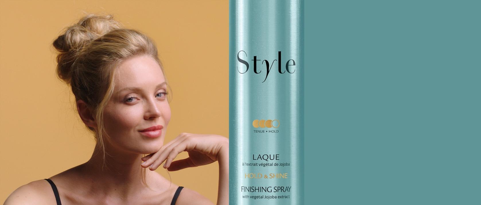 STYLE - spray fixant| René Furterer