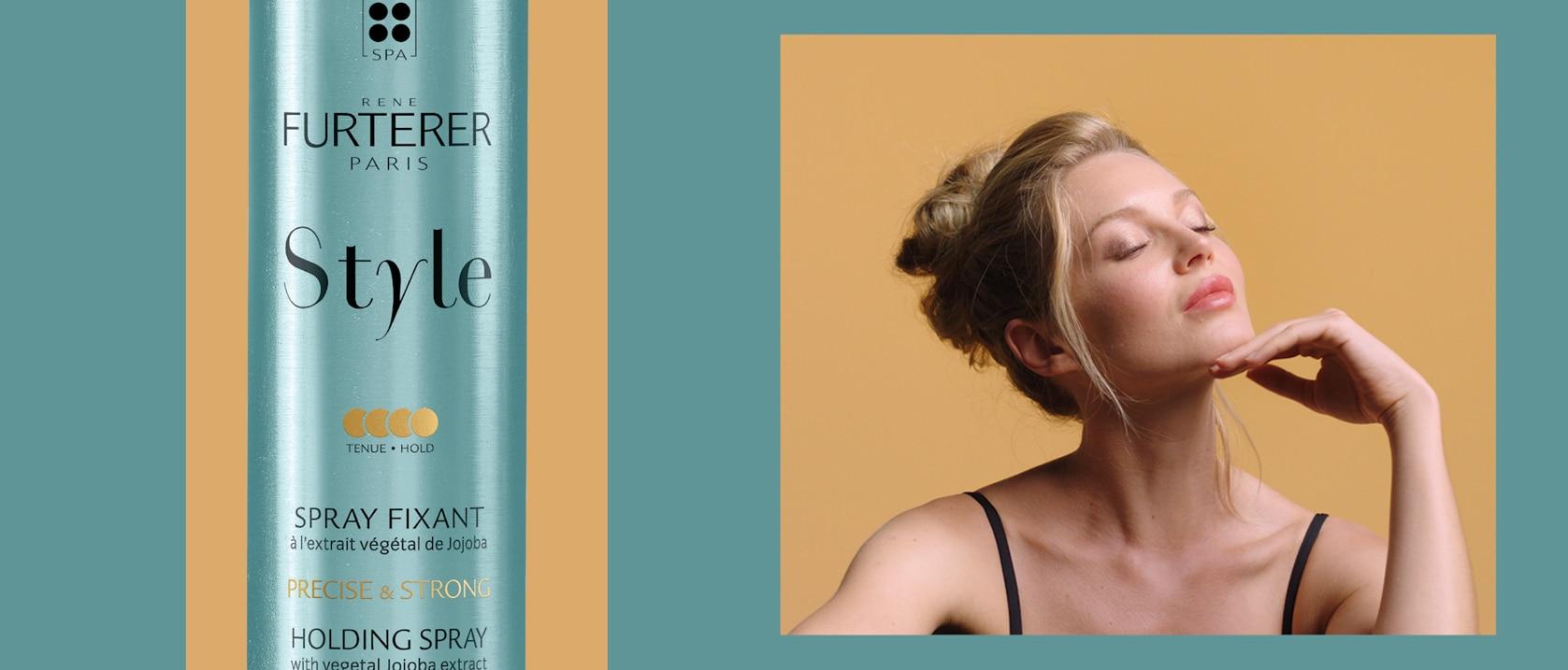 STYLE - spray fixant | René Furterer