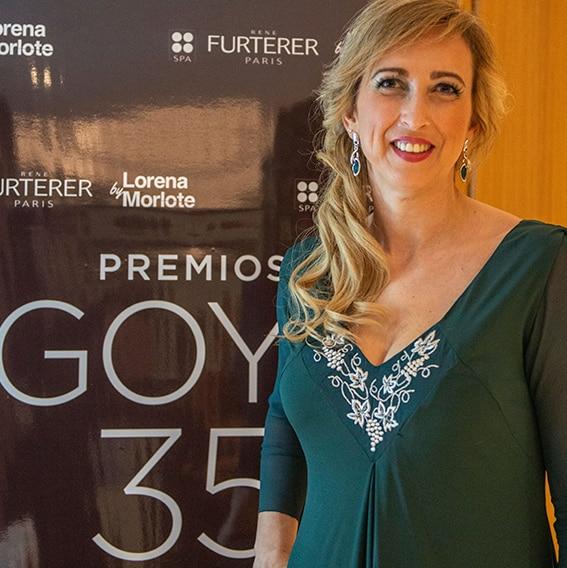 ANA MARÍA RUIZ - Goya 2021 - René Furterer