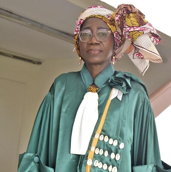 Duni Sawadogo, Premio Harambee 2021 a la promoción e igualdad de la mujer africana