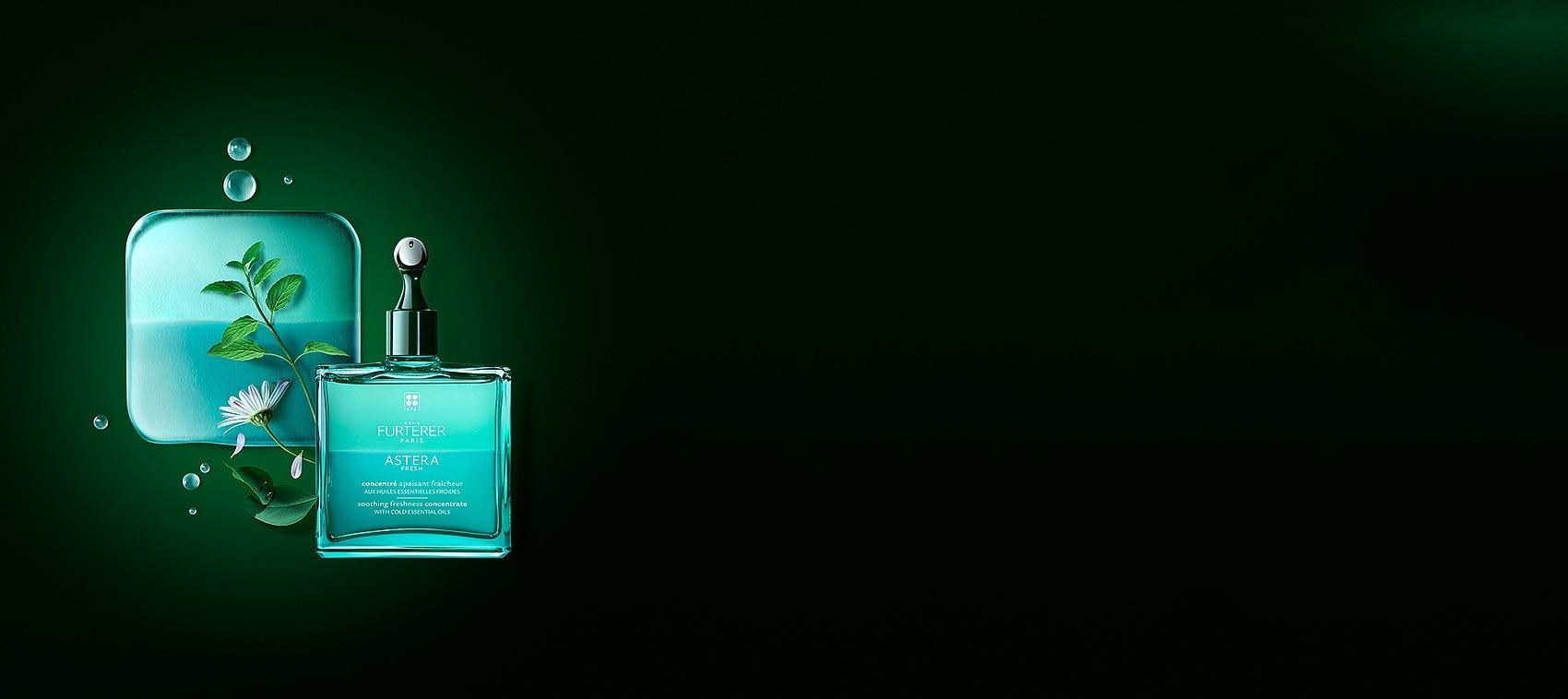 ASTERA FRESH - Rituel apaisant fraîcheur - Cuir chevelu irrité | René Furterer