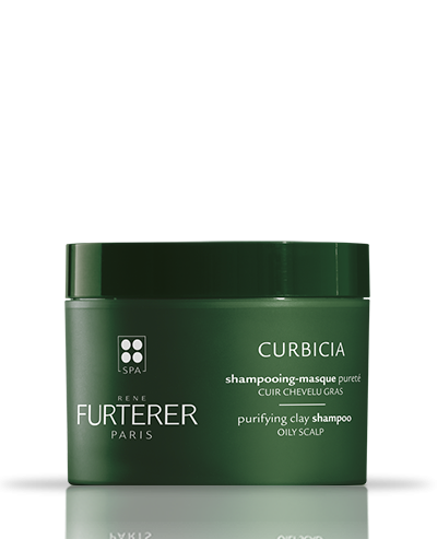 Curbicia purifying shampoo with absorbent clay | René Furterer