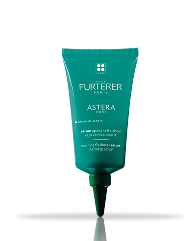 Siero lenitivo effetto freschezza agli olii essenziali freddi Astera Fresh | René Furterer