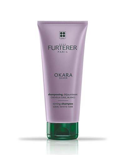 OKARA SILVER - Shampoo anti-ingiallimento | René Furterer