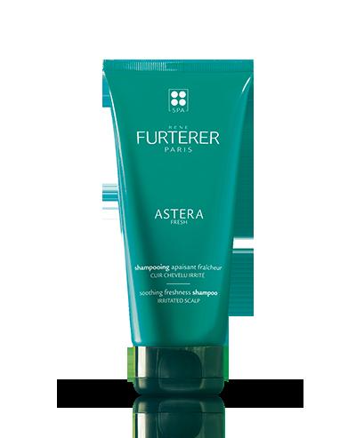 Shampoo lenitivo effetto freschezza agli olii essenziali freddi Astera Fresh | René Furterer
