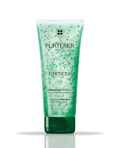 FORTICEA - Energizing shampoo with essential oils - Force and vigor   René Furterer