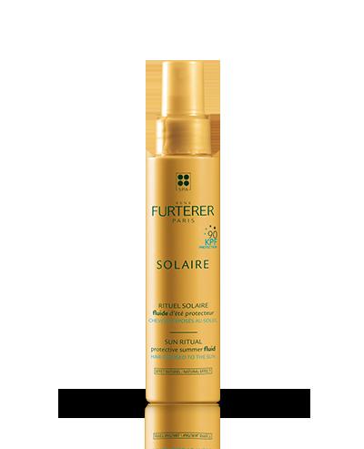Solaire KPF 90 protective summer fluid | René Furterer