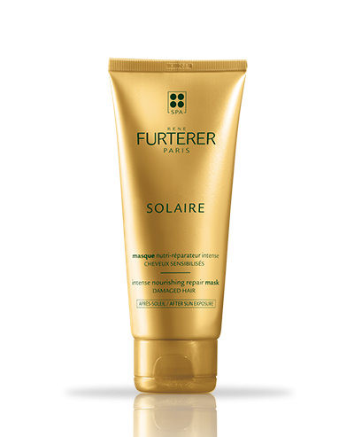 Solaire repairing after-sun mask | René Furterer