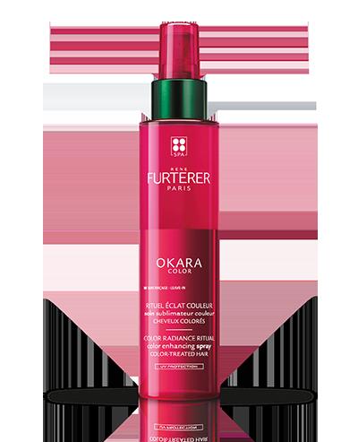 OKARA COLOR - Cuidado sem enxaguar de proteção da cor  | René Furterer