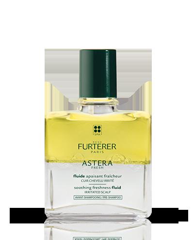 Fluido calmante refrescante con aceites esenciales fríos Astera Fresh | René Furterer