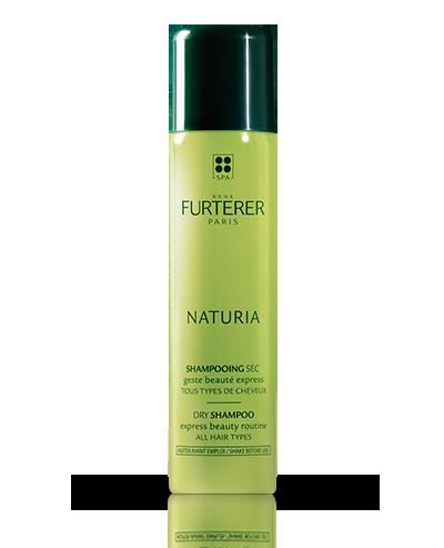 Champú en seco con arcilla absorbente Naturia | René Furterer