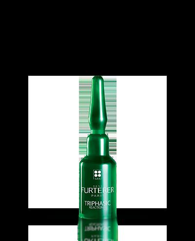TRIPHASIC REACTIONAL - cure antichute réactionnelle - Chute de cheveux  | René Furterer