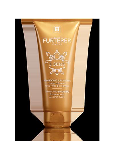 5 SENS - Shampooing sublimateur sans silicone - Tout types de cheveux | René Furterer