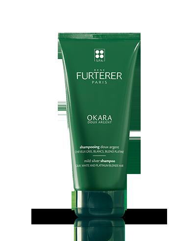 Shampooing doux argent   Okara Active Light   René Furterer