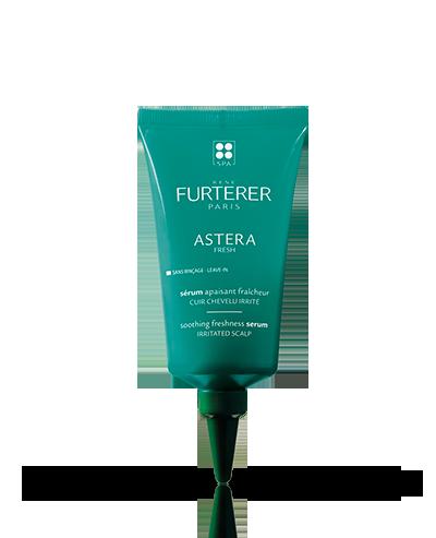 Suero calmante refrescante con aceites esenciales fríos Astera Fresh | René Furterer