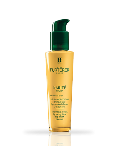 KARITÉ HYDRA Hydrating shine day cream for dry hair |René Furterer