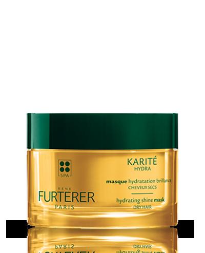 KARITÉ-HYDRA-Feuchtigkeitsspendende-Haarmaske-Trockenes-Haar-René-Furterer