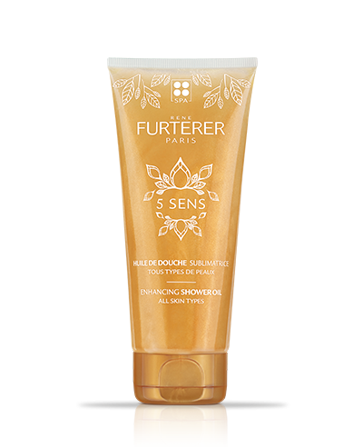 5 SENS - Huile de douche sublimatrice - Tout type de peaux | René Furterer