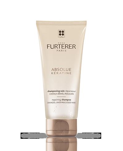ABSOLUE KERATINE - Shampoo trattante ristrutturante - Capelli danneggiati, fragilizzati | René Furterer