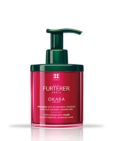 OKARA COLOR - Mascarilla protectora del color | René Furterer