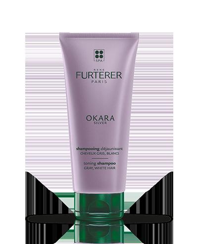 OKARA SILVER - Toning shampoo| René Furterer