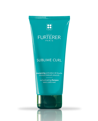 SUBLIME CURL - Curl activating shampoo -Wavy, curly hair | René Furterer