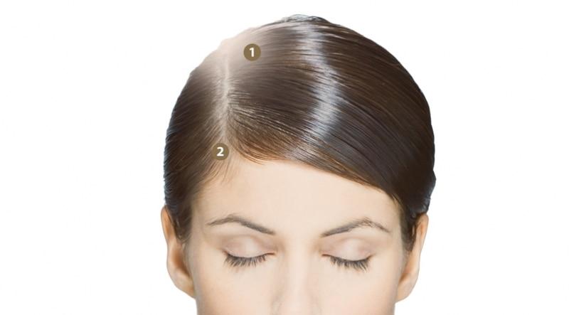 empecher la chute de cheveux femme