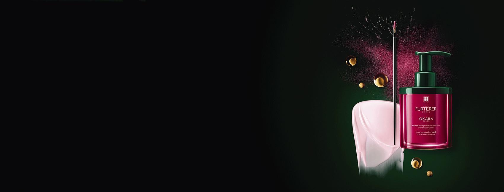 OKARA COLOR - Schitterend kleurritueel - Gekleurd haar | René Furterer
