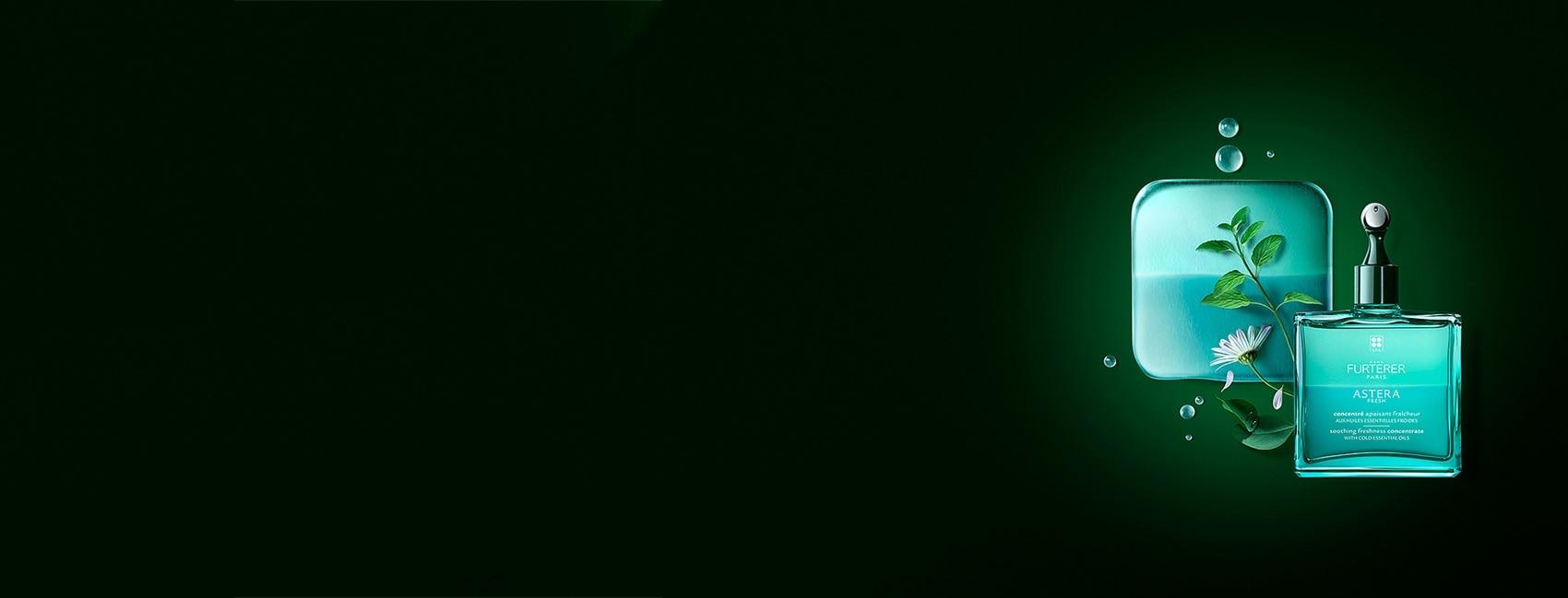 ASTERA FRESH - Rituale lenitivo effetto freschezza - Cuoio capelluto irritato | René Furterer