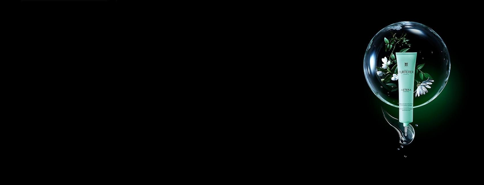 ASTERA SENSITIVE - Rituale dermo-protettivo - Cuoio capelluto sensibile | René Furterer
